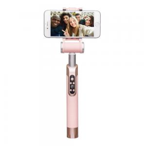 PICTAR Smart Selfie Stick Millenial Pink